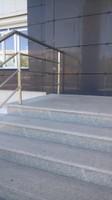 Ступени из Камбулатовского гранита, офис компании РИФ (2)